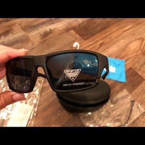 36fa1d4202c90 Columbia Accessories - Columbia PFG Polarized Stealth Sunglasses